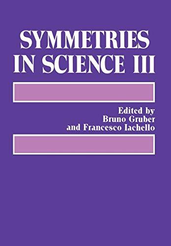 Symmetries in Science III