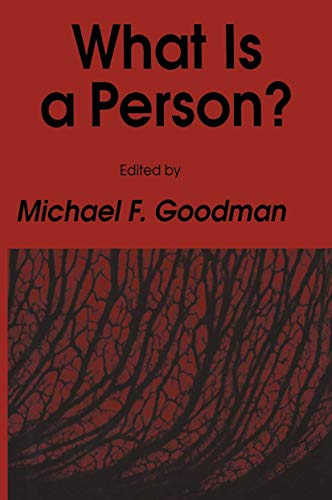 9781461284123: What Is a Person? (Contemporary Issues in Biomedicine, Ethics, and Society)