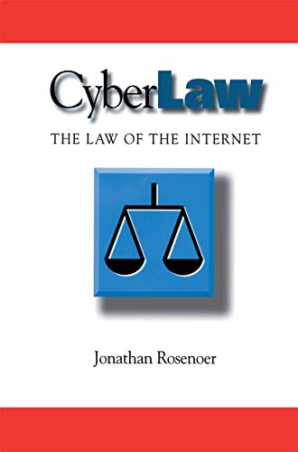 9781461284840: CyberLaw: The Law of the Internet