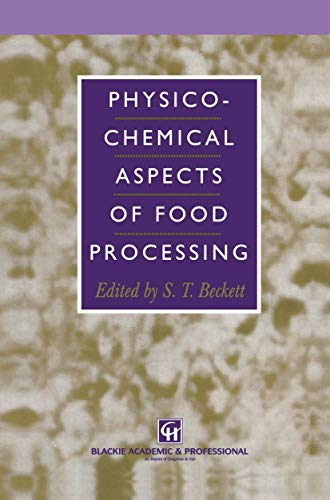 9781461285212: Physico-Chemical Aspects of Food Processing