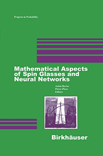 9781461286530: Mathematical Aspects of Spin Glasses and Neural Networks (Progress in Probability)