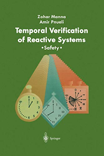 9781461287018: Temporal Verification of Reactive Systems: Safety