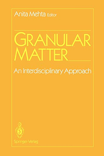 Granular Matter: An Interdisciplinary Approach