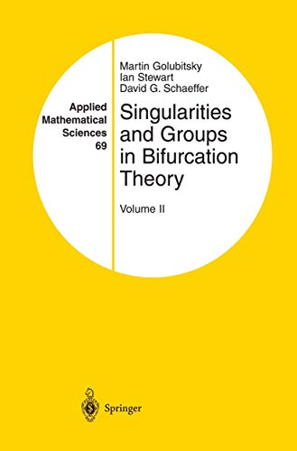 9781461289296: Singularities and Groups in Bifurcation Theory: Volume II (Applied Mathematical Sciences)