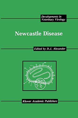9781461289876: Newcastle Disease (Developments in Veterinary Virology)