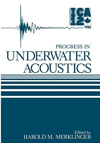 9781461290438: Progress in Underwater Acoustics