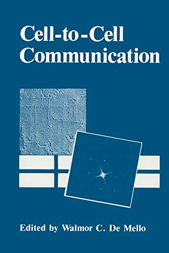 9781461290667: Cell-to-Cell Communication