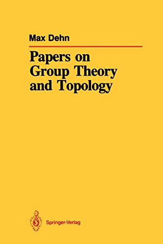 9781461291077: Papers on Group Theory and Topology