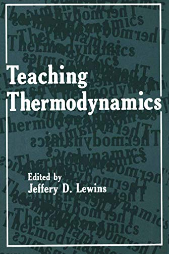 9781461292753: Teaching Thermodynamics