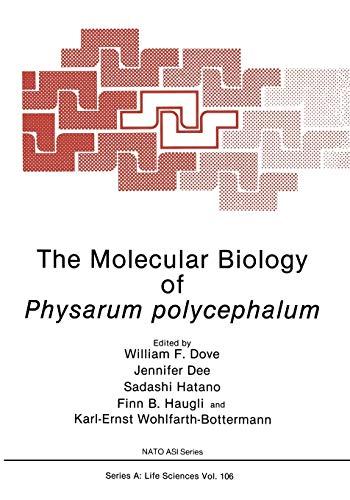 9781461292944: The Molecular Biology of Physarum Polycephalum