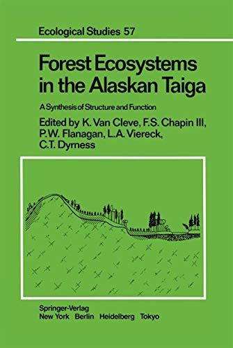 Forest Ecosystems in the Alaskan Taiga: A
