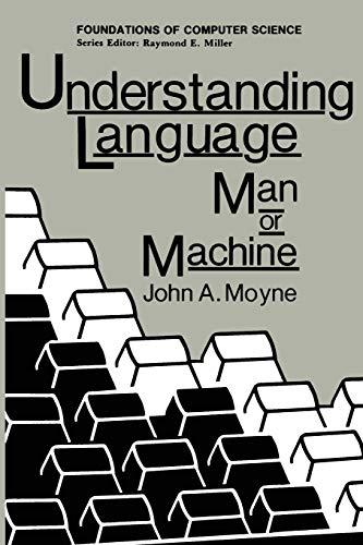 9781461295051: Understanding Language: Man or Machine (Environment & Policy)