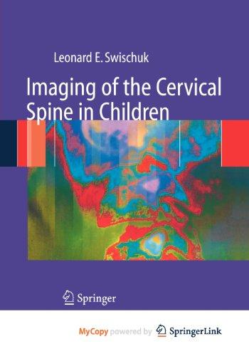 9781461300823: Imaging of the Cervical Spine in Children