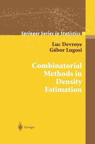 9781461301264: Combinatorial Methods in Density Estimation