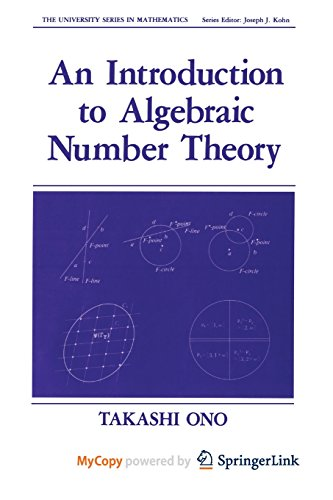 9781461305743: An Introduction to Algebraic Number Theory
