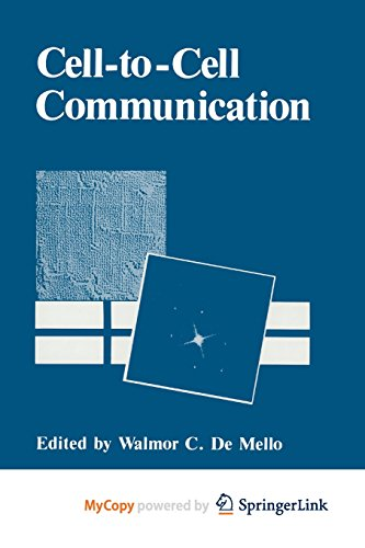 9781461319184: Cell-to-Cell Communication