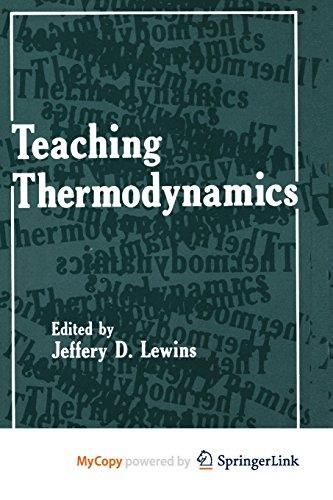 9781461321644: Teaching Thermodynamics