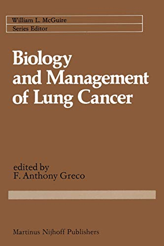 9781461338512: Biology and Management of Lung Cancer (Cancer Treatment and Research)