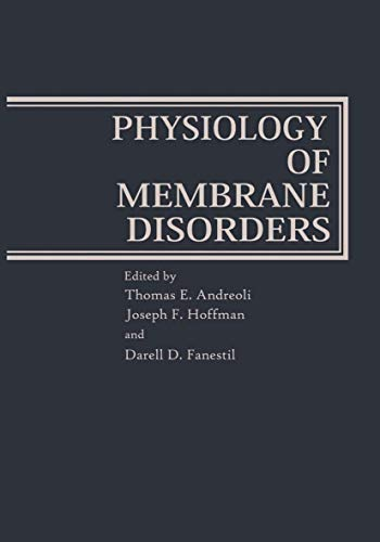 9781461339601: Physiology of Membrane Disorders