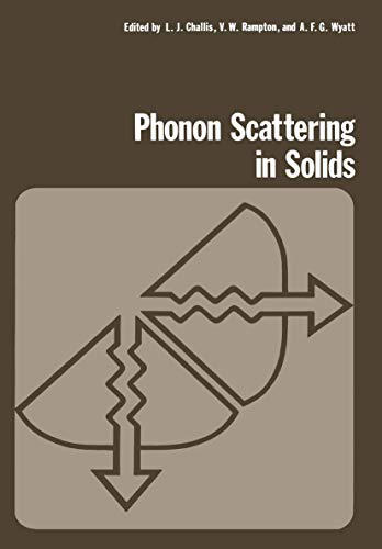 9781461342731: Phonon Scattering in Solids