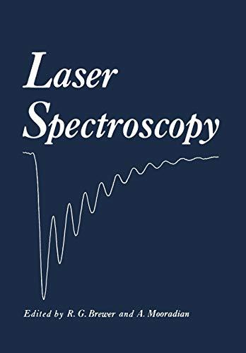 9781461345190: Laser Spectroscopy