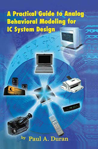 9781461346517: A Practical Guide to Analog Behavioral Modeling for IC System Design