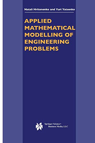 9781461348153: Applied Mathematical Modelling of Engineering Problems (Applied Optimization)