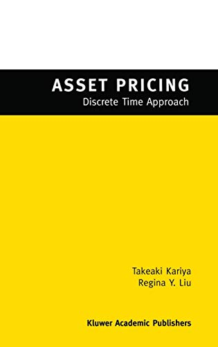 9781461348498: Asset Pricing: -Discrete Time Approach-