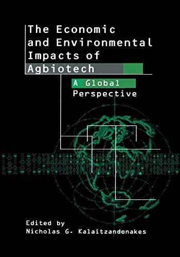 9781461349549: The Economic and Environmental Impacts of Agbiotech: A Global Perspective