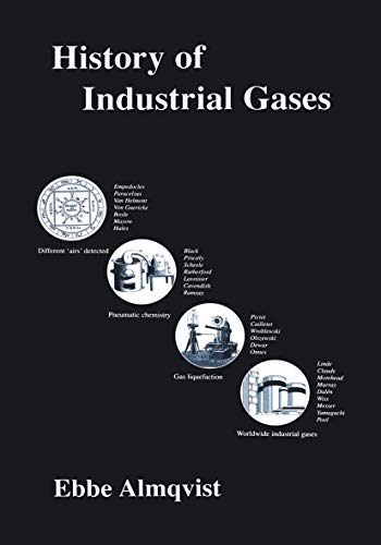9781461349624: History of Industrial Gases
