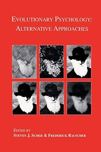 9781461349952: Evolutionary Psychology: Alternative Approaches
