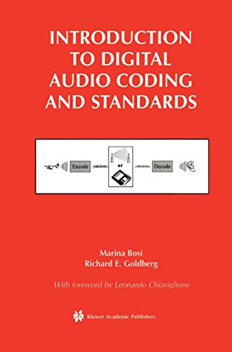 9781461350224: Introduction to Digital Audio Coding and Standards (The Springer International Series in Engineering and Computer Science)