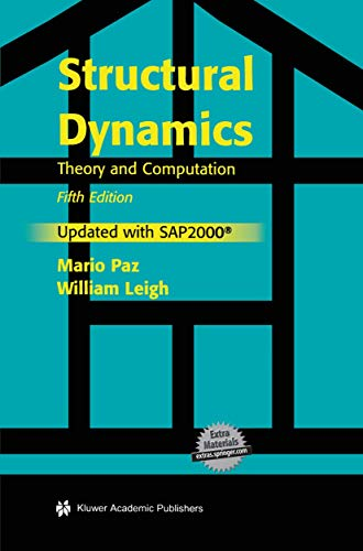 9781461350989: Structural Dynamics: Theory and Computation