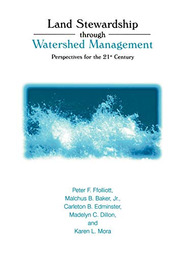 9781461351467: Land Stewardship through Watershed Management: Perspectives for the 21st Century