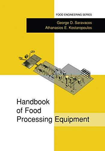9781461352129: Handbook of Food Processing Equipment (Food Engineering Series)