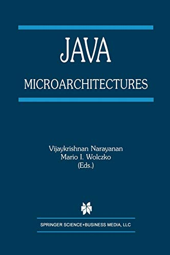 9781461353416: Java Microarchitectures (The Springer International Series in Engineering and Computer Science)