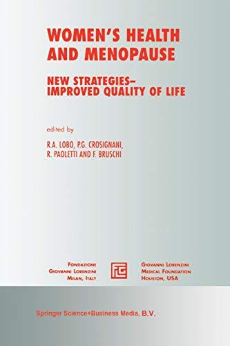 Women's Health and Menopause: Lobo, Rogerio A.