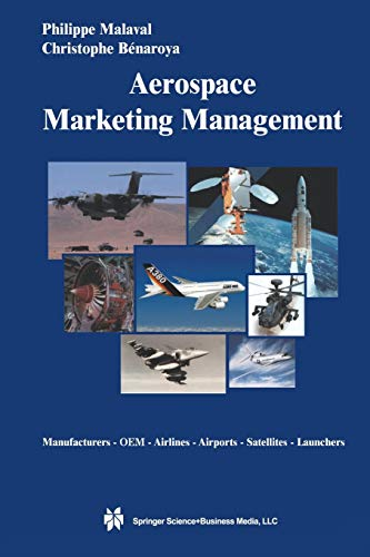 9781461353775: Aerospace Marketing Management: Manufacturers · OEM · Airlines · Airports · Satellites · Launchers