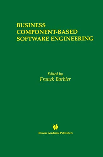 9781461354291: Business Component-Based Software Engineering (The Springer International Series in Engineering and Computer Science)