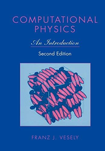 9781461355007: Computational Physics: An Introduction