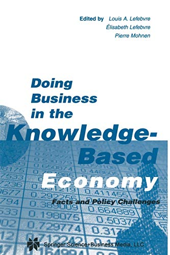 Doing Business in the Knowledge-Based Economy: Facts and Policy Challenges