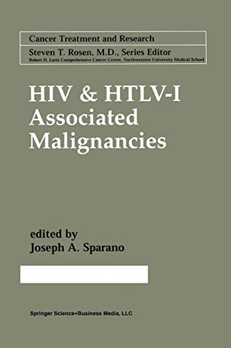 9781461356356: HIV & HTLV-I Associated Malignancies (Cancer Treatment and Research)