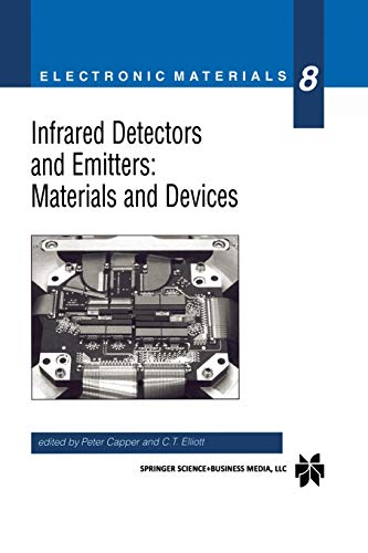 9781461356387: Infrared Detectors and Emitters: Materials and Devices (Electronic Materials Series)