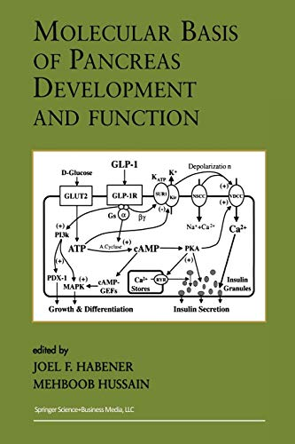 Molecular Basis of Pancreas Development and Function (Endocrine Updates): Springer