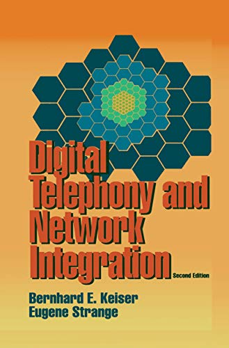 9781461357216: Digital Telephony and Network Integration