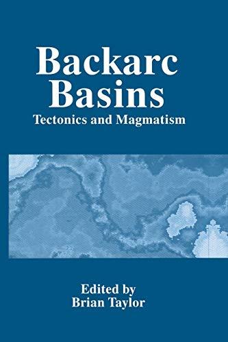 9781461357476: Backarc Basins: Tectonics and Magmatism