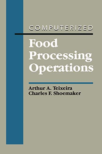 9781461358473: Computerized Food Processing Operations