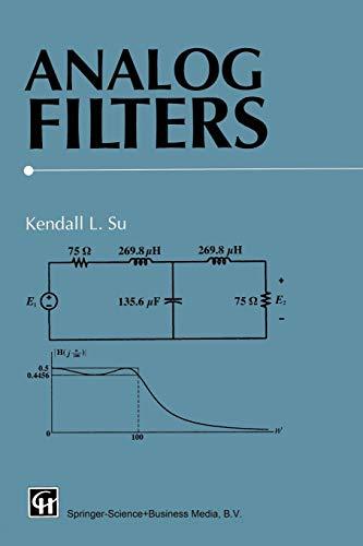9781461358510: Analog Filters