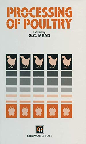 9781461358541: Processing of Poultry