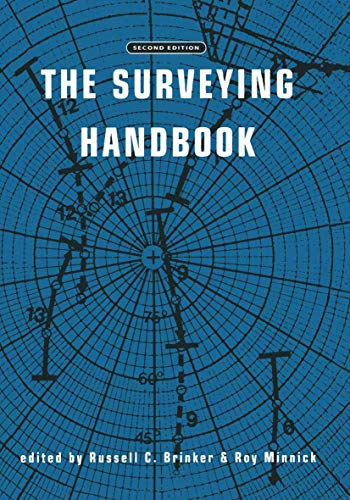 9781461358589: The Surveying Handbook